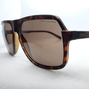 ARMANI EXCHANGE AX 4066S Tortoise Sunglasses